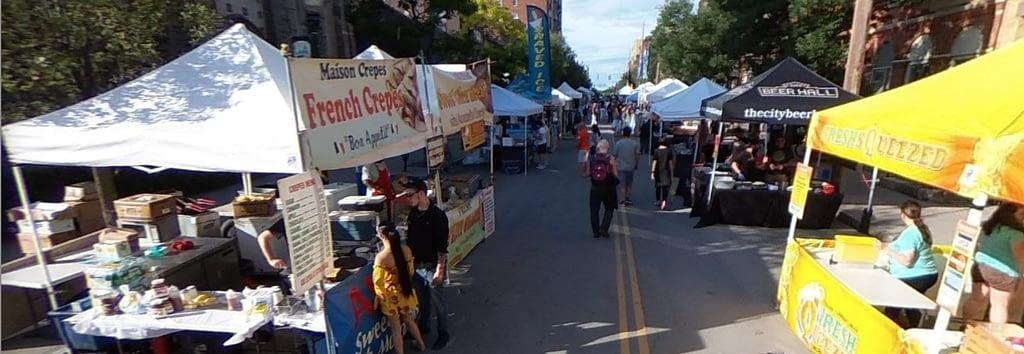 Festival on Lark Street