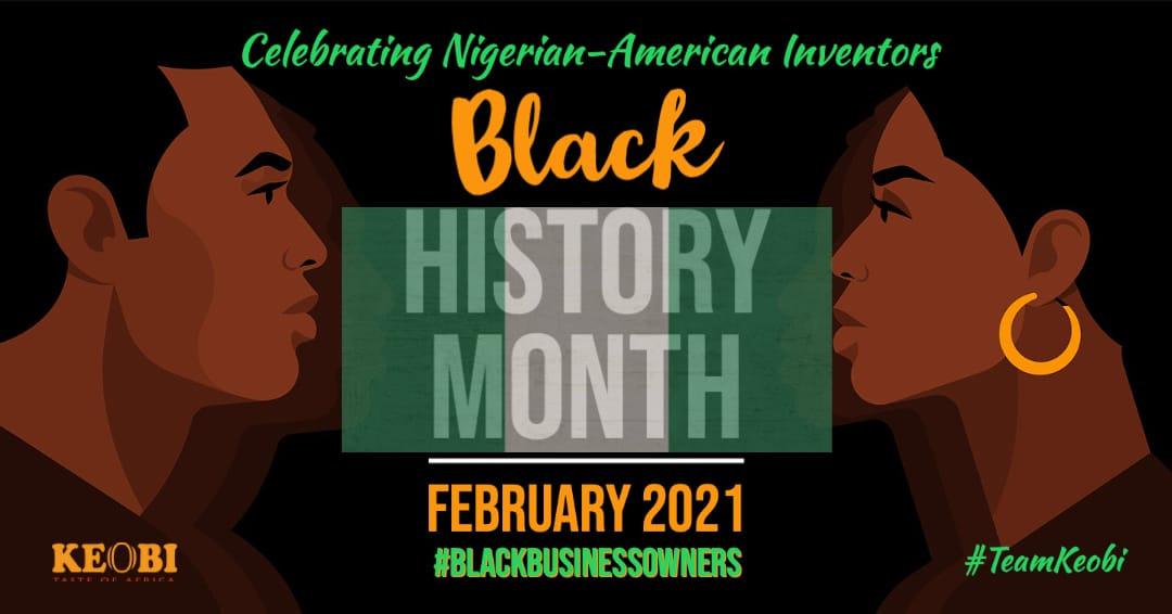 Celebrating Black History Month | Notable Nigerian Inventors