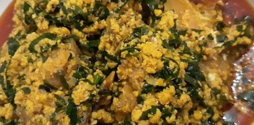 Egusi Soup - Nigerian Food