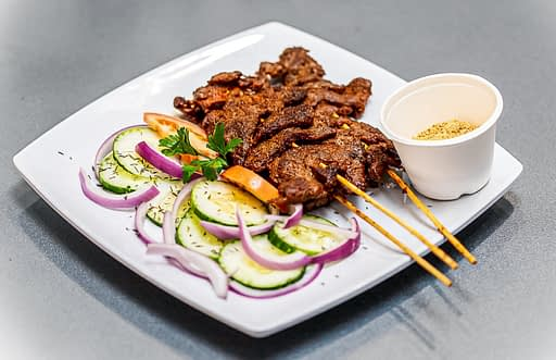 Keobi Special Beef Suya