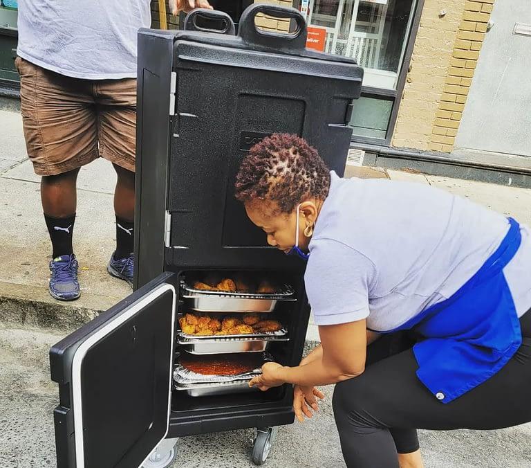 Food Box Warmer